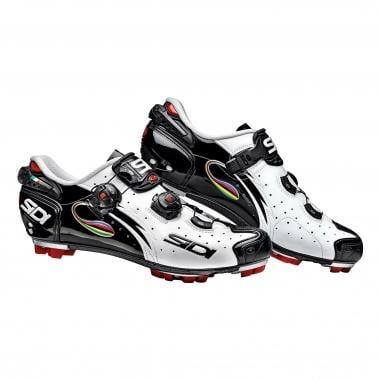 Chaussures VTT SIDI DRAKO CARBON SRS Blanc/Noir