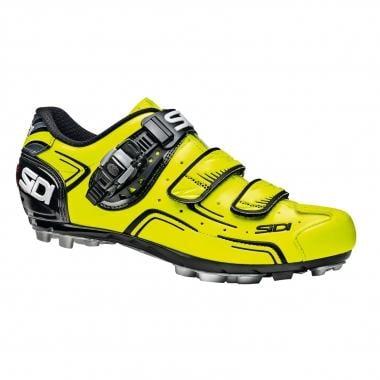 Zapatillas MTB SIDI BUVEL Amarillo fluorescente/Negro