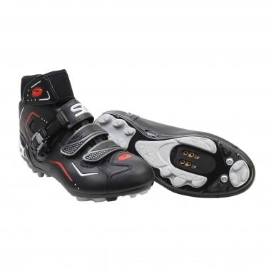 Sapatos de BTT SIDI BREEZE RAIN Preto Mate