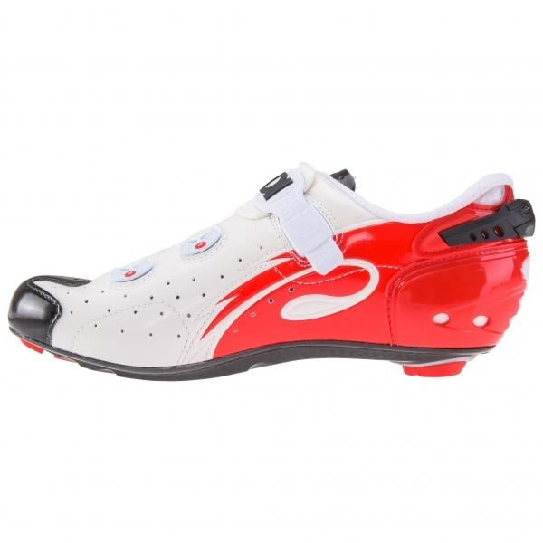 Route Blancrouge Sidi Carbon Chaussures Wire Probikeshop FK1Jcl