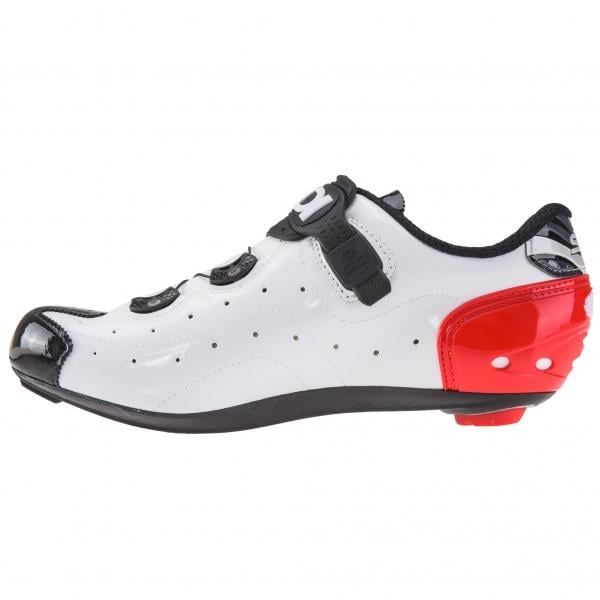 4150868c5f Chaussures Route SIDI KAOS Rouge/Blanc 2017 - Probikeshop