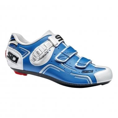 Zapatillas Carretera SIDI LEVEL Azul/Blanco 2017