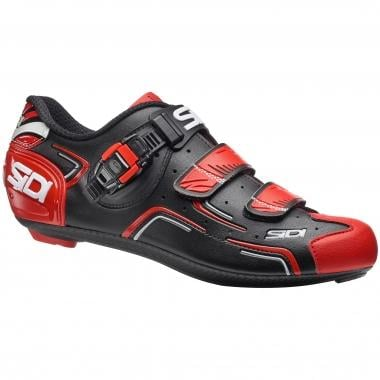 Zapatillas Carretera SIDI LEVEL Negro/Rojo 2017