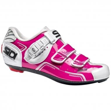 Chaussures Route SIDI LEVEL Femme Rose/Blanc 2017