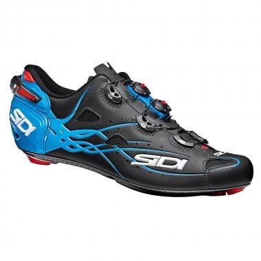 Chaussures Route SIDI SHOT Noir/Bleu