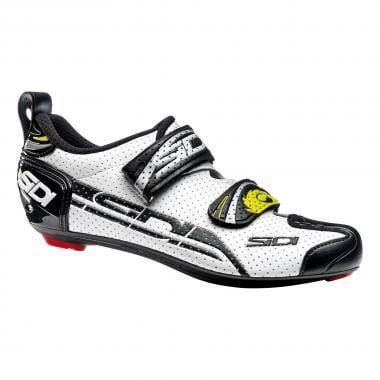 Chaussures Triathlon SIDI T-4 AIR CARBON Blanc