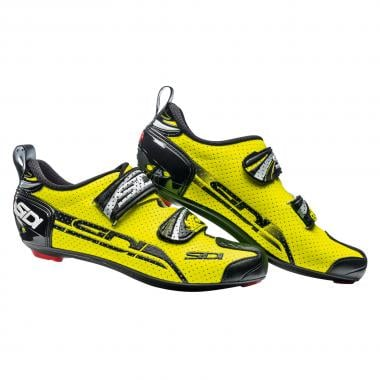 Chaussures Triathlon SIDI T-4 AIR CARBON Jaune