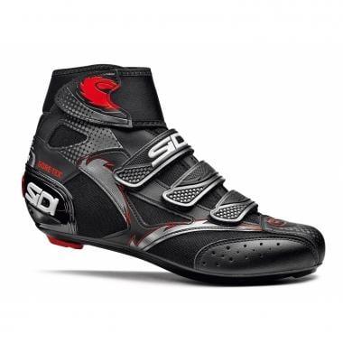 Sapatos de Estrada SIDI HYDRO GORE Preto
