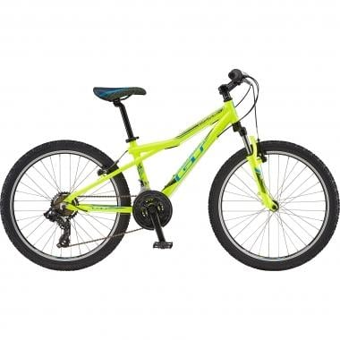 BTT GT BICYCLES AGRESSOR 24'' Amarelo 2016