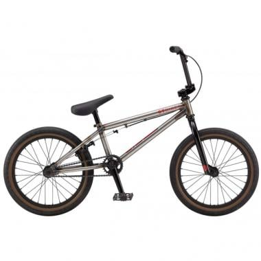 "BMX GT BICYCLES PERFORMER 18"" Silber 2017"