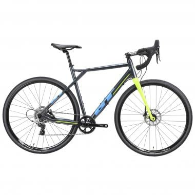 Vélo de Gravel GT BICYCLES GRADE AL CX Sram Rival 1 40 Dents Noir/Vert 2018