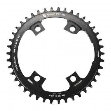 Plateau Mono 11V WOLFTOOTH Shimano Dura-Ace R9100 / Ultegra R8000 / 105 R7000 110 mm