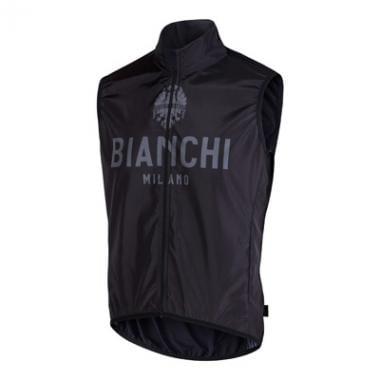 Gilet BIANCHI MILANO NEW PASSIRIA Noir