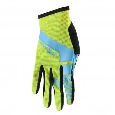 Gants ROYAL RACING CORE Enfant Jaune/Bleu