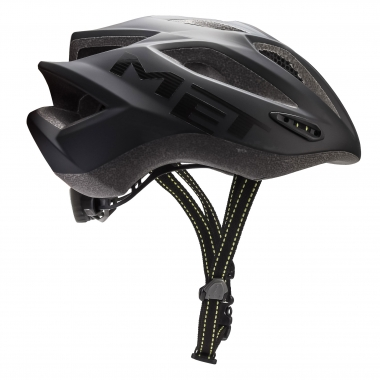 Casco MET CROSSOVER Negro mate