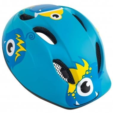 Casco MET SUPERBUDDY Niño Azul Monstruos 2017