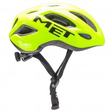 Casque Route MET IDOLO SAFETY Jaune Fluo