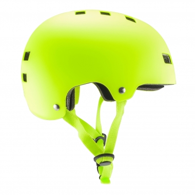 Casque MET YO-YO SAFETY Jaune Fluo 2017