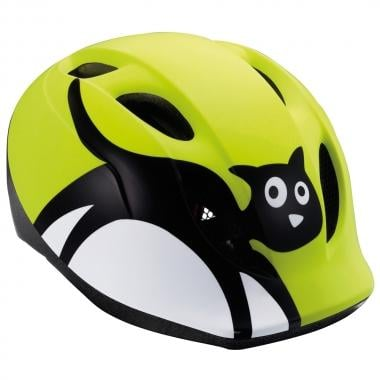 Casco MET SUPER BUDDY Niño Amarillo Gato