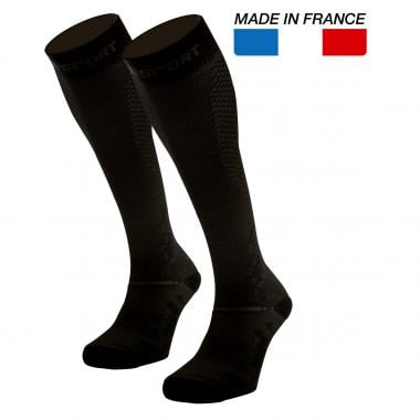 Chaussettes BV SPORT RECOVERY EVO Noir