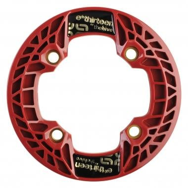 Protector de platos E.THIRTEEN TURBOCHARGER Rojo