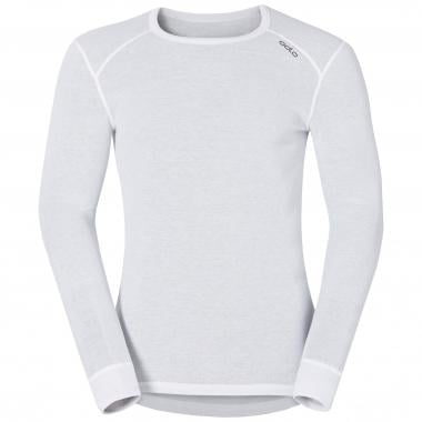 T-Shirt ODLO WARM Manches Longues Blanc