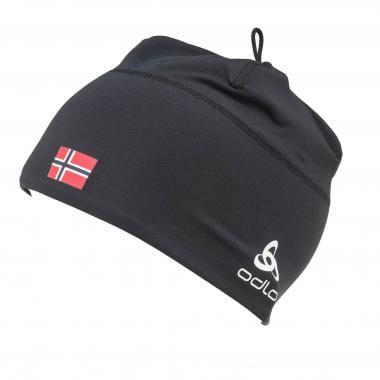 Bonnet ODLO POLYKNIT TEAM Norway Fan Noir