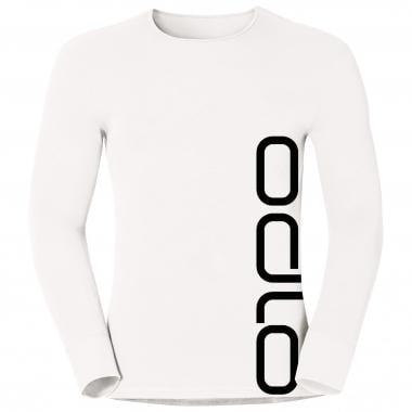 T-Shirt ODLO WARM TREND Manches Longues Blanc