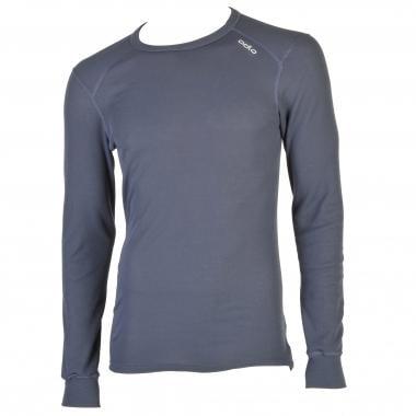 T-Shirt ODLO WARM Manches Longues Gris