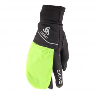 Gants ODLO INTENSITY COVER Noir/Jaune Fluo