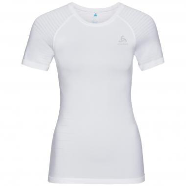 Sous-Vêtement Technique ODLO PERFORMANCE LIGHT Femme Manches Courtes Blanc 2019