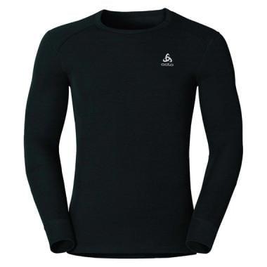 Sous-Vêtement Technique ODLO WARM Manches Longues Col Rond Noir