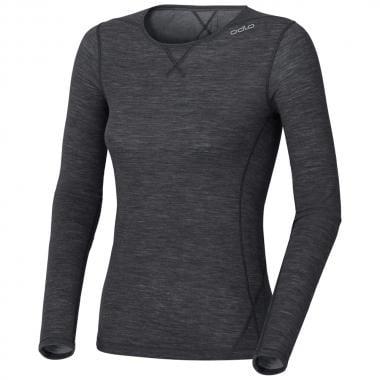 T-Shirt ODLO REVOLUTION TW WARM Donna Maniche Lunghe Nero