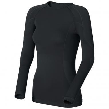 Sous-Vêtement Technique ODLO EVOLUTION X-WARM Femme Manches Longues Noir