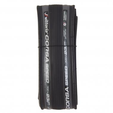 Pneu VITTORIA CORSA SPEED Grafeno 700x23c Tubeless Ready Flexível