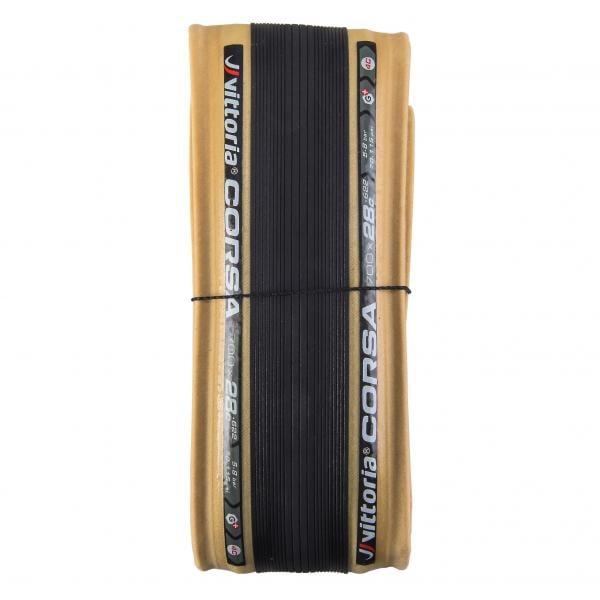 VITTORIA CORSA 700x28c Folding Tyre Graphene