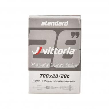 Chambre à Air VITTORIA STANDARD 700x20/28c Valve 48 mm