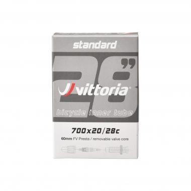 Chambre à Air VITTORIA STANDARD 700x20/28c Valve 60 mm