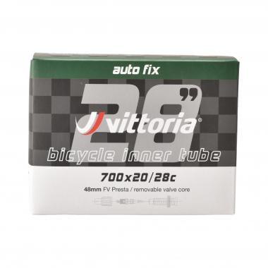 Chambre à Air VITTORIA AUTO FIX 700x20/28c Valve 48 mm