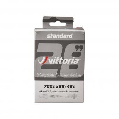 Chambre à Air VITTORIA STANDARD 700x28/42c Valve 48 mm