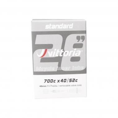 Chambre à Air VITTORIA STANDARD 700x40/52c Valve 48 mm