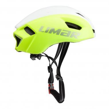 Casque Route LIMAR AIR SPEED Blanc/Jaune 2019