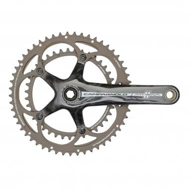 CAMPAGNOLO ATHENA CARBON POWER-TORQUE 11 Speed Chainset Double 39/53