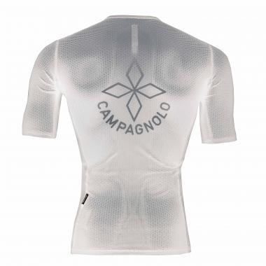 Sous-Vêtement Technique CAMPAGNOLO LITECH Manches Courtes Blanc