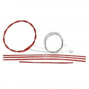 Kit de cables y fundas CAMPAGNOLO ULTRA SHIFT Rojo