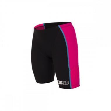 Shorty de Triathlon Z3R0D RACER Femme Noir/Rose 2021