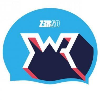 Bonnet de Bain Z3R0D SWIMRUN Turquoise