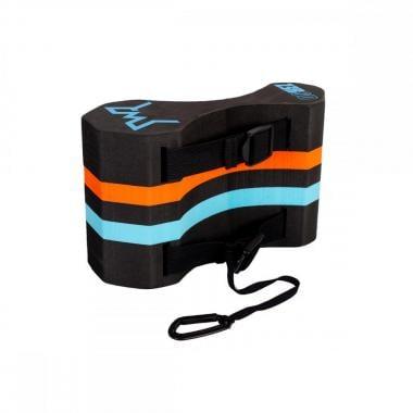 Pull-Buoy Z3R0D SWIMRUN BOOST Noir/Orange/Turquoise