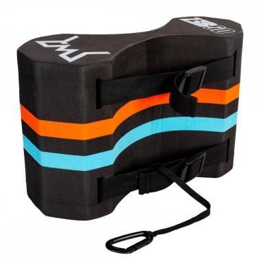 Pull-Buoy Z3R0D SWIMRUN EXTRA BOOST Noir/Orange/Turquoise