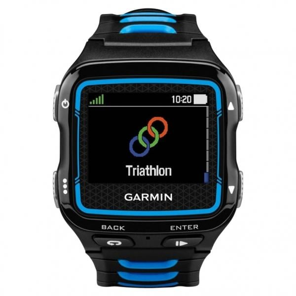 Reloj GPS GARMIN FORERUNNER 920XT Negro/Azul